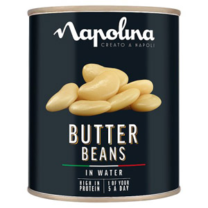 Napolina Butter Beans Catering Size