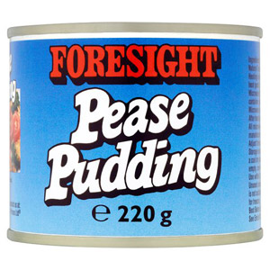 Foresight Pease Pudding Small Tin
