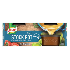 Knorr Fish Stockpot 4 Pack