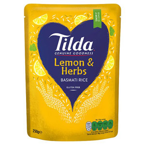 Tilda Lemon Basmati Rice