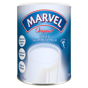 Marvel Dried Milk Tin