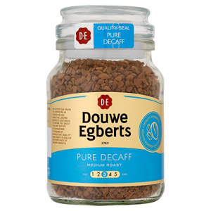 Douwe Egberts Pure Decaffeinated Coffee