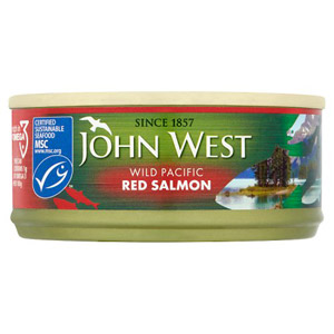 John West Red Salmon Small