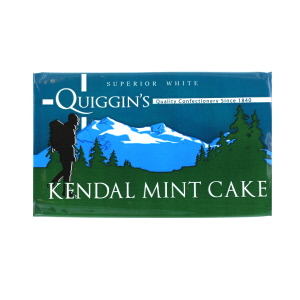 Quiggins Kendal Mint Cake White