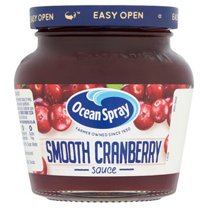 Ocean Spray Cranberry Smooth Sauce