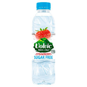 Volvic Touch Of Fruit Strawberry No Added Sugar