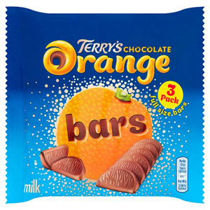 Terrys Chocolate Orange Bars 3 Pack