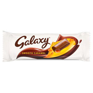Galaxy Caramel Small Bar