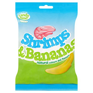 Barratt Shrimps & Bananas