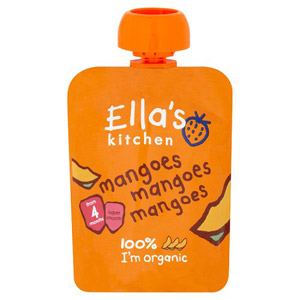 Ellas Kitchen 4 Month Mangoes Mangoes Mangoes