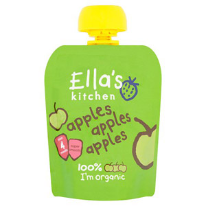 Ellas Kitchen 4 Month Apples Apples Apples