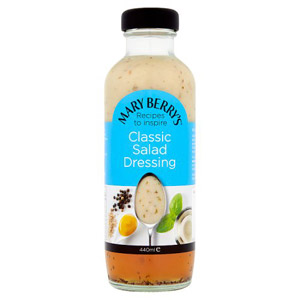 Mary Berry Salad Dressing Large