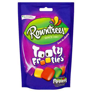 Rowntrees Tooty Frooties Large Bag