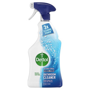 Dettol Spray Power And Pure Bathroom