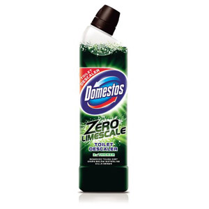 Domestos Toilet Lime Scale Remover