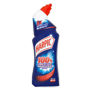 Harpic Limescale Remover Toilet Cleaner