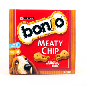 Bonio Meaty Chip Biscuits