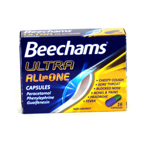 Beechams All In One Ultra 16 Pack