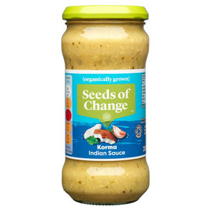 Seeds Of Change Organic Korma Sauce