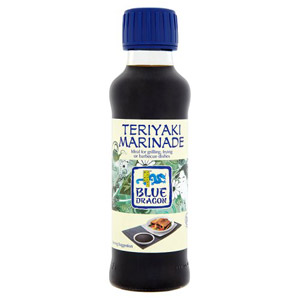 Blue Dragon Teriyaki Marinade