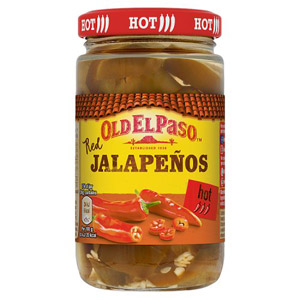 Old El Paso Red Jalapenos