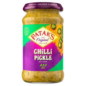 Pataks Chilli Pickle