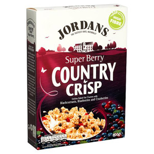 Jordans Country Crisp Super Berry