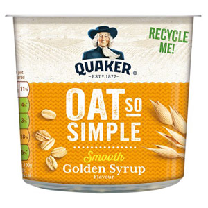 Quaker Express Pots Golden Syrup
