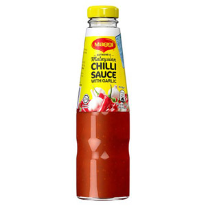 Maggi Chilli Sauce with Garlic