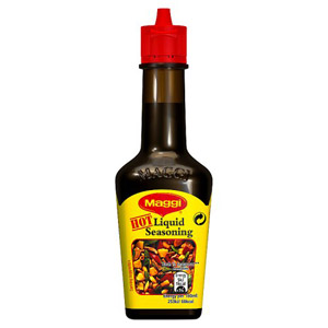 Maggi Liquid Seasoning Hot