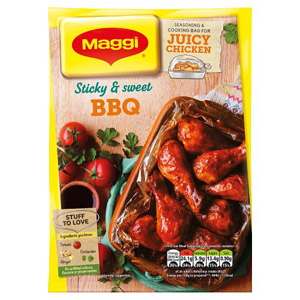 Maggi So Juicy Barbeque For Chicken