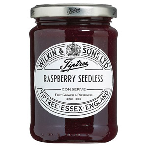 Tiptree Seedless Raspberry Jam