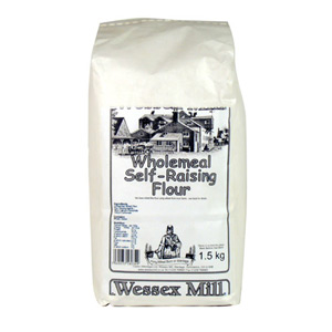Wessex Mill Wholemeal Self Raising Flour