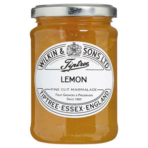 Tiptree Lemon Marmalade Thin Cut