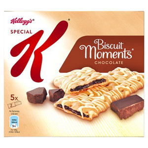 Kelloggs Special Biscuit Moments Chocolate