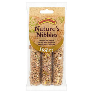 Rotastak Honey Nut 3 Nibble Sticks