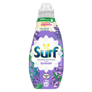 Surf Liquid Lavender & Jasmine 25 Wash