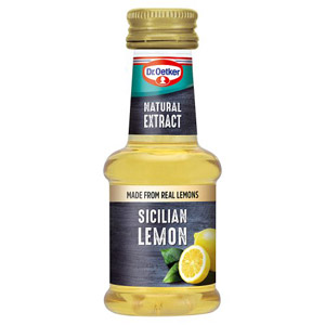 Dr. Oetker Sicilian Lemon Natural Extract