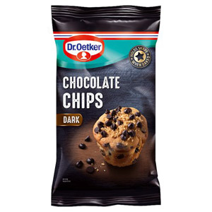 Dr. Oetker Chocolate Chips Plain
