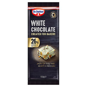 Dr. Oetker Fine Cooks Chocolate White