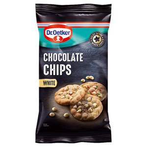 Dr. Oetker Chocolate Chips White