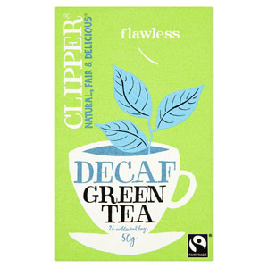 Clipper Decaffeinated Green Tea 20 Teabags