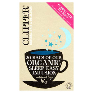 Clipper Organic Sleep Easy 20 Teabags