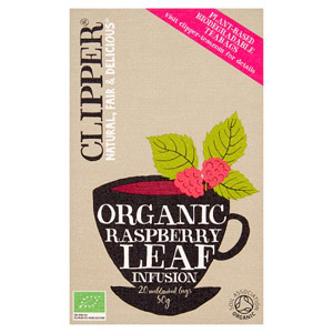 Clipper Organic Raspberry Leaf 20 Teabags