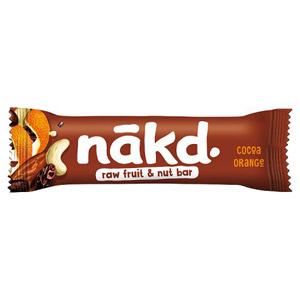Nakd Cocoa Orange Gluten Free Bar