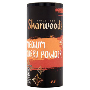 Sharwoods Medium Curry Powder