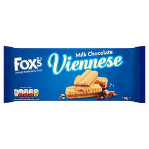 Foxs Chocolate Viennese Melts