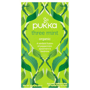 Pukka Organic 3 Mint Tea 20s