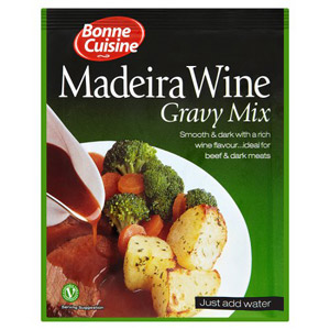 Crosse And Blackwell Bonne Cuisine Madeira Wine Gravy Sauce
