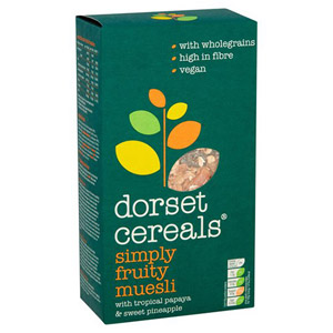 Dorset Cereal Simply Fruit Muesli